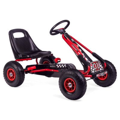 Kart cu pedale Racer Air Kidscare for Your BabyKids foto