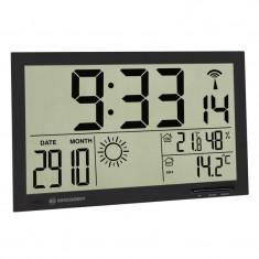 Statie meteo Bresser MyTime Jumbo, termometru, higrometru, alarma