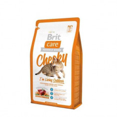 Brit Care Cat, Cheeky Living Outdoor, cu vanat, 7 kg