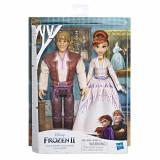 SET PAPUSI FROZEN2 2 ANNA SI KRISTOFF, Disney Frozen