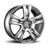 Jante MERCEDES VIANO 6.5J x 16 Inch 5X112 et52 - Mak Aria 5 Silver - pret / buc