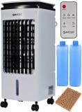 Aparat de Aer Conditionat Mobil 4-in-1 MalTec Clima Turbo cu Telecomanda, Functie de Racire, Umidificare, Purificare, Ventilatie si Timer