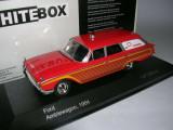 Macheta Ford Ablewagon - 1964 WHITE BOX scara 1:43