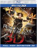 Resident Evil: Viata de apoi / Resident Evil: Afterlife - BLU-RAY 3D / 2D Mania Film