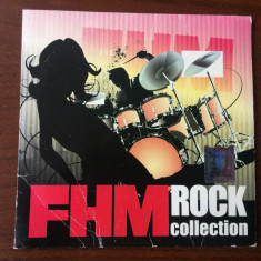 FHM rock collection cd DISC compilatie muzica hard rock brit pop various 2010