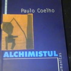 ALCHIMISTUL-PAULO COEHLO-TRAD. GABRIELA BANU-189 PG-