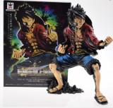 Figurine One Piece Luffy 20 cm anime armament haki