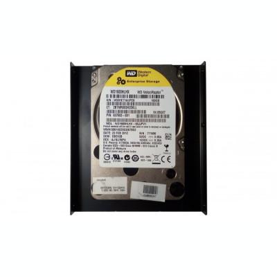 Hard Disk WD VelociRaptor 160GB, 2.5 Inch, 10K RPM + Adaptor pentru PC 3,5 Inch, Second Hand foto