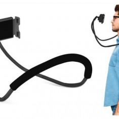 Suport pentru telefon, flexibil, reglabil, portabil, mov, Gonga