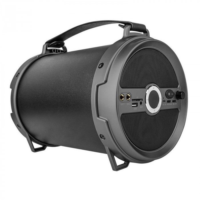 Boxa bluetooth portabila JOY XXL Kruger Matz, 2 iesiri microfon