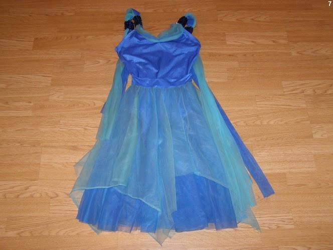 costum carnaval serbare rochie dans balet gimnastica pentru adulti marime S