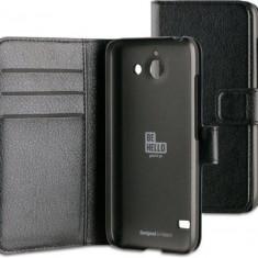 Husa Telefon Wallet Book Huawei Ascend y550 BeHello