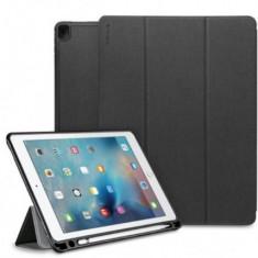 Husa Book Cover Ringke Smart 8809628568433 pentru iPad Pro 2018 12.9inch (Negru)