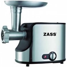 Pachet masina de tocat Zass ZMG 06 + accesoriu storcator rosii ZJAMG 04 + accesoriu storcator lent ZSJA 01 si accesoriu razatoare Zass ZVSA 01
