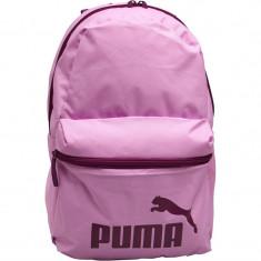 Rucsac Puma Phase roz/mov -43x36x15cm- factura garantie