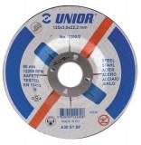 Disc de taiere cu gaura afundata, pentru otel - 1200/2 - UNIOR - 180 - 3