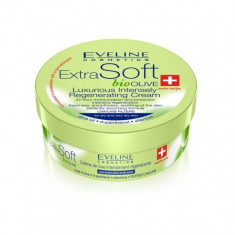Crema Intensiva de Regenerare Eveline Cosmetics Extra Soft Bio Olive Luxurious 200ml