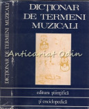 Dictionar De Termeni Muzicali - Zeno Vancea