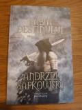 Sabia destinului (Seria Witcher, partea a II-a)  Andrzej Sapkowski