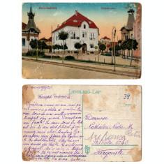 Targu Mures 1921 - Strada Hunyadi, ilustrata circulata