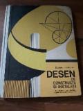 Desen de constructii si instalatii