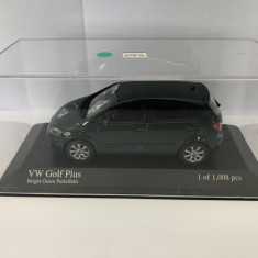 Macheta VW Golf Plus  1/43 Minichamps