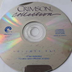 CRIMSON COLLECTION - CD