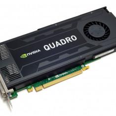 Placa video PC nVidia QUADRO K4000 3GB 192Bit GDDR5 PCI-e x16 700104-001 713381-001