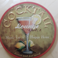 [CDA] V.A. - Cocktail Lounge Vol.1 Music for a Happy Hour - cd steelcase