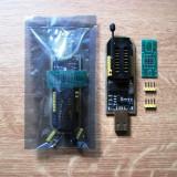 Programator USB , CH341A , Seria 24 , 25 Eeprom si Bios