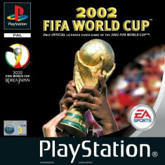 2002 FIFA World Cup -  PS1 [Second hand]