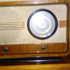 Radio vintage Philips ani 1938