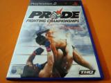 Pride Fighting Championships, PS 2, original, alte sute de titluri