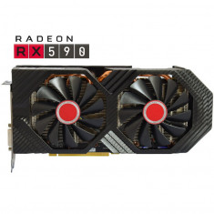 Placa video Radeon RX 590 FATBOY 8GB GDDR5