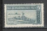 Brazilia.1969 Ziua Marinei  AZ.235