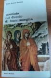 UCENICIA LUI DUCCIO DI BUONINSEGNA-VICTOR IERONIM STOICHITA,BUCURESTI 1976
