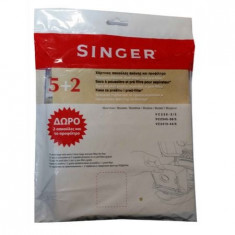 Saci aspirator Singer VC 2410 5 buc/set