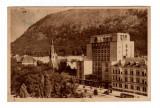 ORASUL STALIN HOTEL  RPR LIBRARIA NOASTRA STAMPILA OVALA TAXA DE PLATA