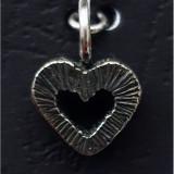 Charm Pandantiv Inimimioara Deco argint 925 SilverCraft