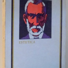 ESTETICA de SIMION BARNUTIU , 1972