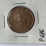 P586 GUERNSEY 2 NEW PENCE 1979