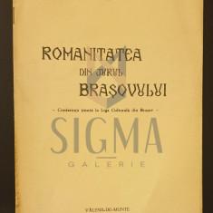 Romanitatea din jurul Brasovului - N. Iorga