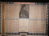 Cumpara ieftin CALENDAR ORTODOX DE PERETE 1974