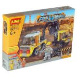 Jucarie constructii tip lego City Builder 225 pcs