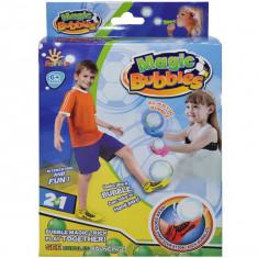 Set Fotbal cu baloane de sapun