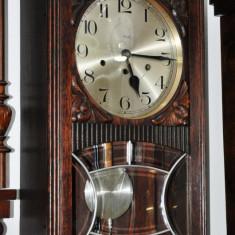 Ceas de perete cu pendula Kienzle Westminster rar