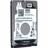 HDD Notebook 500GB WD Black,2.5'',7200 RPM, SATA3, Western Digital