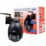 Cumpara ieftin Aproape nou: Camera supraveghere video PNI IP655B 5MP WiFi PTZ 5X Zoom optic H265 s
