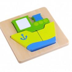 Mini Puzzle lemn,vapor