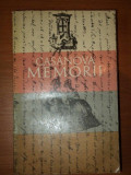 CASANOVA-MEMORII